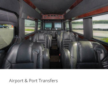 Transportation Service - Airport & Port Transfers