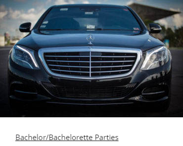 Transportation Service - Bachelor / Bachelorette Parties