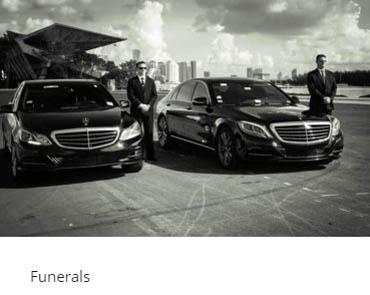 Transportation Service - Funerals